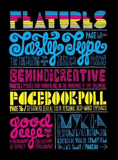 Новые имена: 15 шрифтовых дизайнеров. Изображение №50.