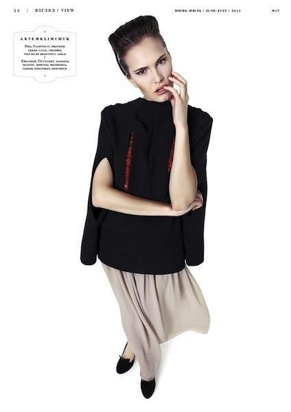 Изображение 11. Съемки: AnOther, L'Officiel, Vogue и другие.. Изображение № 34.