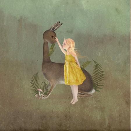 ARABBIT GIRL. Изображение № 10.
