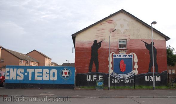 Граффити Ольстера. Изображение № 64.