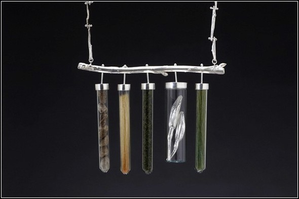 Изображение 7. Spice series: ювелирные украшения со специями от художницы Сары Худ (Sarah Hood).. Изображение № 7.