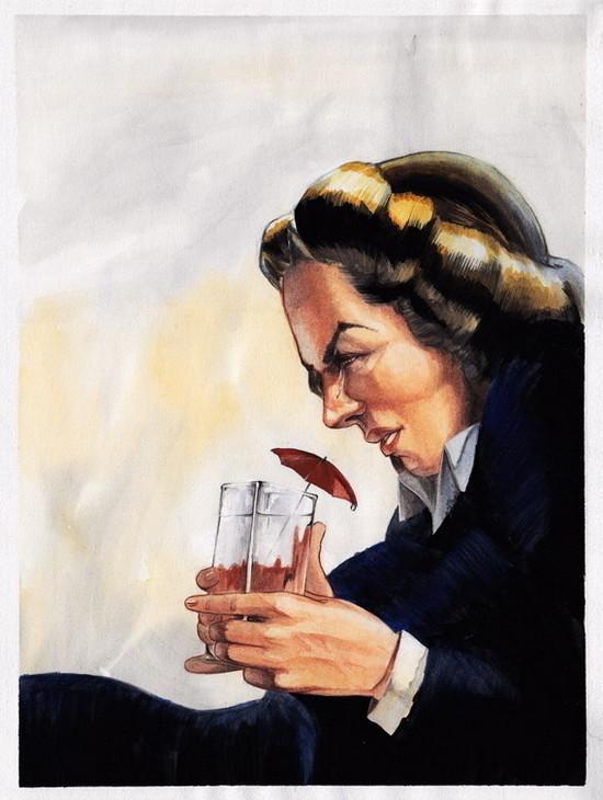 Изображение 14. Иллюстратор Reey Whaar .. Изображение № 14.