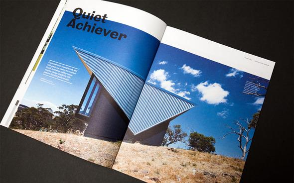 Обзор работ австралийской дизайн-студии SouthSouthWest. Изображение №52.