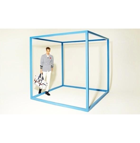 Изображение 37. Рекламные кампании: Calvin Klein White Label, Enrico Coveri и Kenzo.. Изображение № 37.