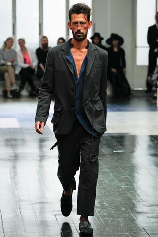 Неделя мужской моды в Париже: День 2. Изображение № 50.