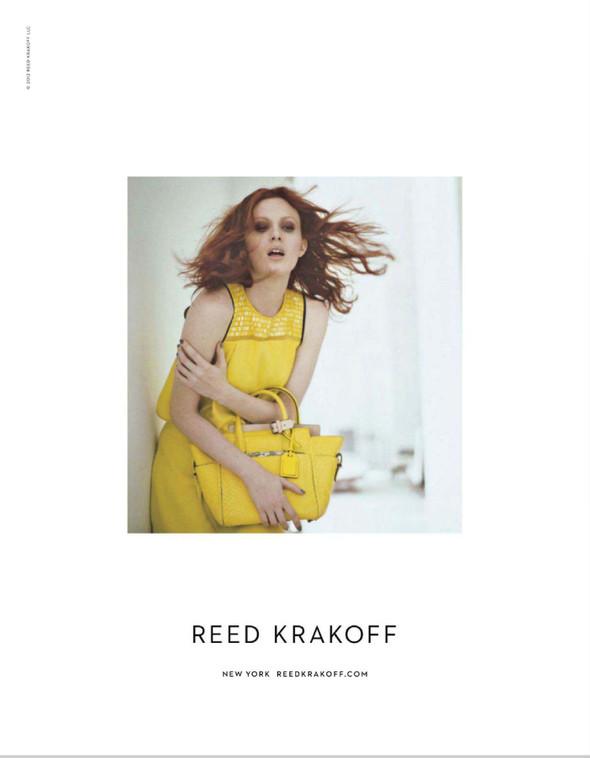 Превью кампаний: Calvin Klein, Chloe и Reed Krakoff и другие. Изображение № 7.
