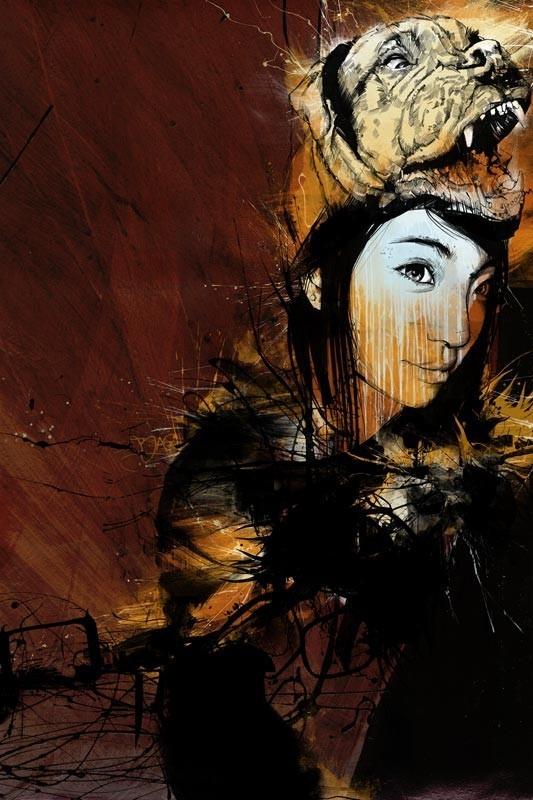 Russ Mills : графика, фотография и живопись. Изображение № 30.