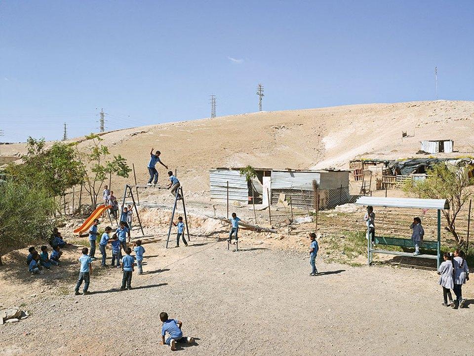 Фото: как выглядят детские площадки вразных странах мира . Изображение № 16.