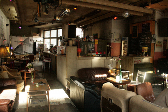 Изображение 6. Берлинские кафе.. Изображение № 12.