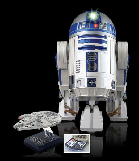 Проектор Nikko R2 D2. Изображение № 1.