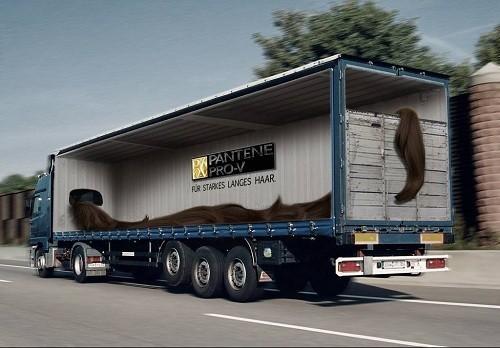 Потрясающая реклама на грузовиках. Изображение № 11.