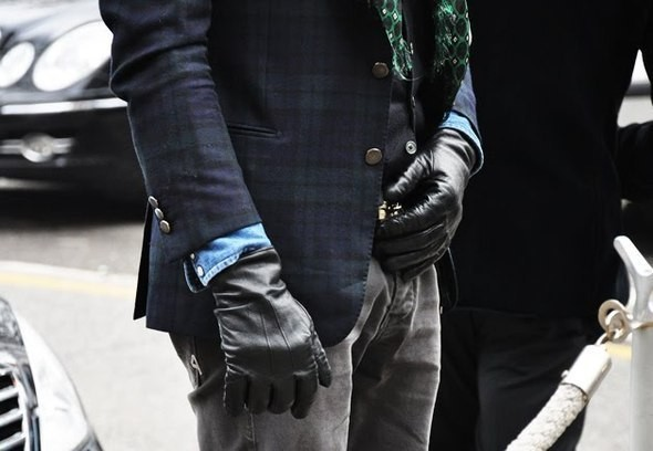 Изображение 4. Как одеваются итальянцы?.. Изображение № 14.