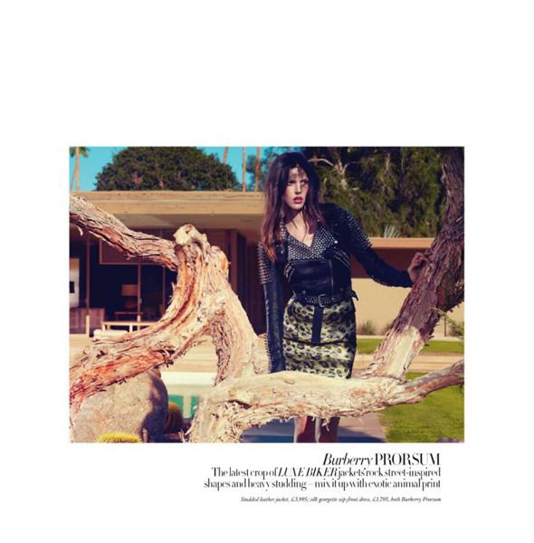 Изображение 17. Съемки: Harper's Bazaar, Metal, V и Vogue.. Изображение № 17.