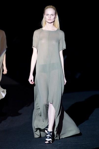 Изображение 3. Volvo Fashion Week. День 2. Cyrille Gassiline FW 2011.. Изображение № 3.