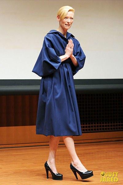 Тильда Суинтон, актриса. Изображение № 39.