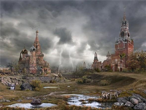Апокалипсис в пастельных тонах. Изображение № 5.