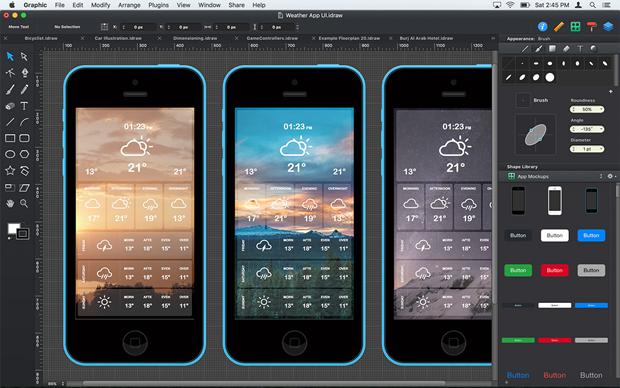 Autodesk выпустила приложение для векторной графики. Изображение № 5.