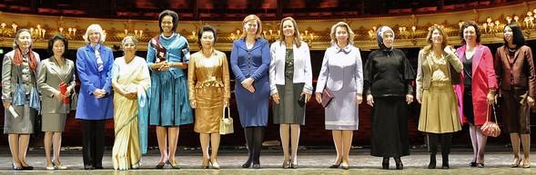 G20. Первые Леди. Изображение № 19.