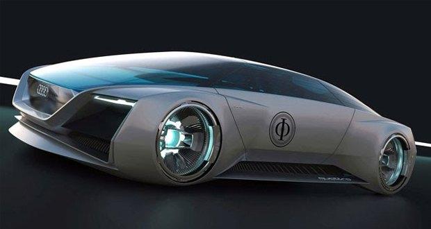 Audi спроектировала машину будущего для «Игры Эндера». Изображение № 1.
