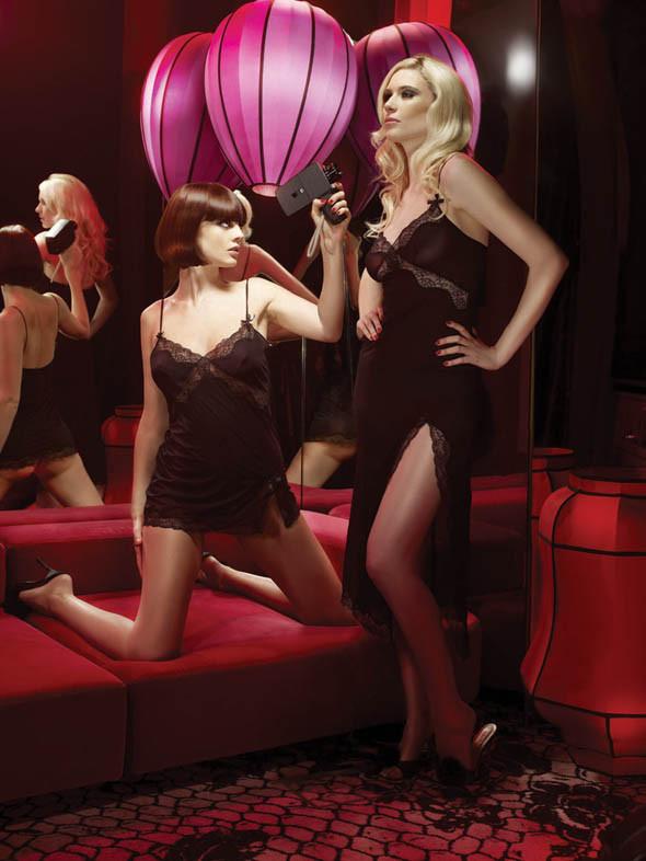 Agent Provocateur 2010: The Classics, Swimwear, Jewelry. Изображение № 3.