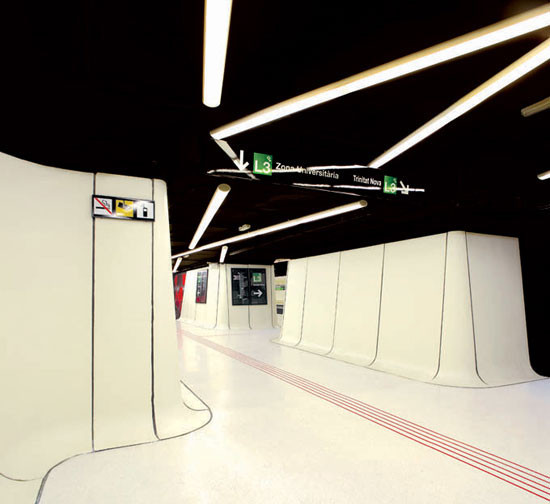 Архитектура подземок. Изображение № 28.