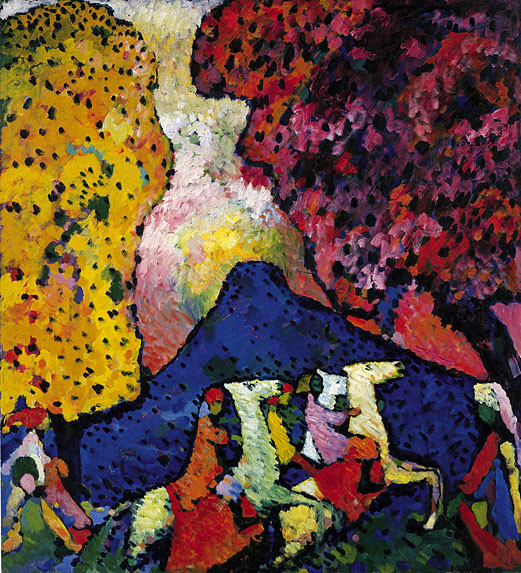 Коллекция работ В.В. Кандинского. Изображение № 37.