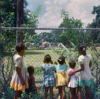 Белый против черного: Расовая сегрегация в Америке 50-х. Изображение № 5.