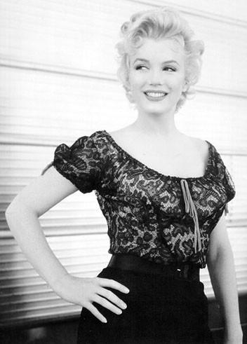 Изображение 48. Marilyn Monroe, pin-up girl.. Изображение № 48.