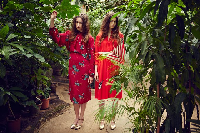 Oldich Dress выпустили весенний лукбук. Изображение № 13.