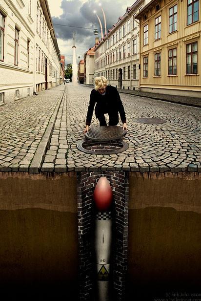 Эрик Йоханссон - шведский фотохудожник. Изображение № 28.