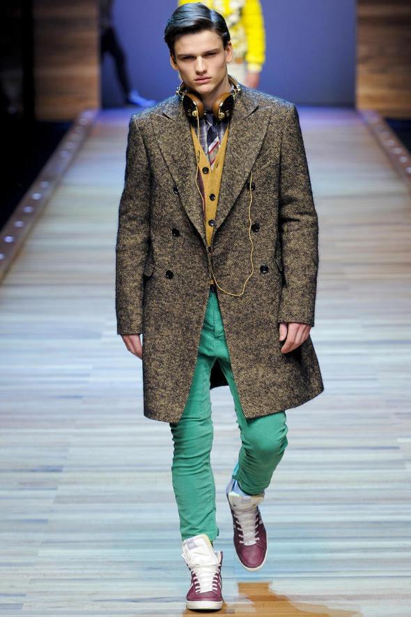 Изображение 169. Milan Fashion Week. Часть 1.. Изображение № 30.