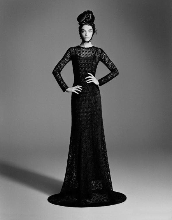 Съёмка: Мариакарла Босконо для Bergdorf Goodman. Изображение № 5.
