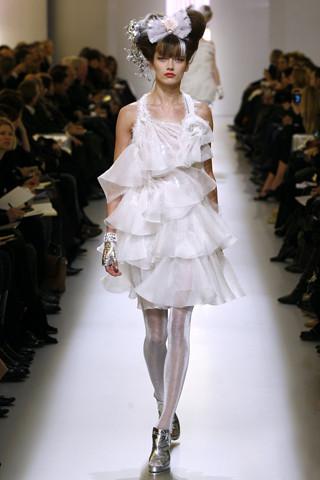 Неделя моды в Париже: Haute Couture. Изображение № 45.
