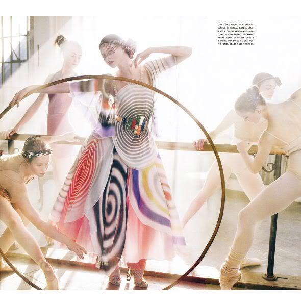 Изображение 52. Dance, dance, dance: 10 съемок, вдохновленных балетом.. Изображение № 54.