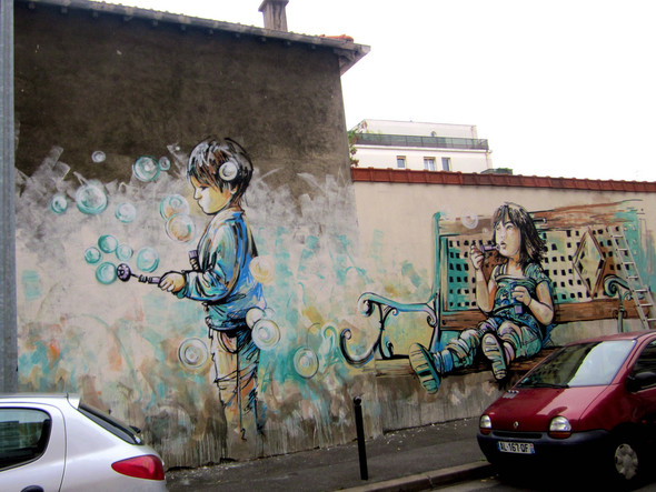 Алиса в Париже. Изображение № 23.