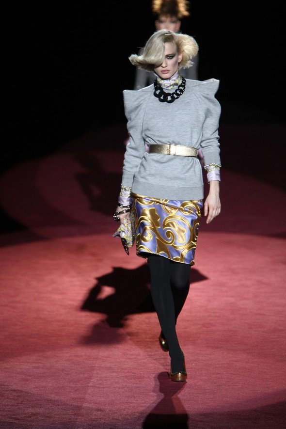 Marc Jacobs fall winter 2009–2010. Изображение № 47.