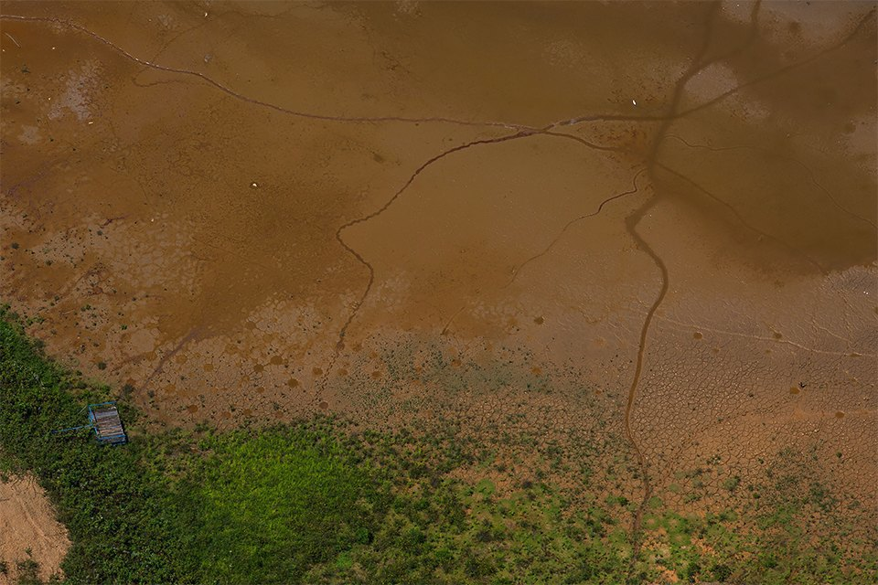 Устрашающие фотографии экологической катастрофы. Изображение № 10.