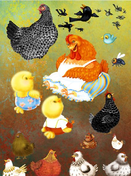 Австралийские иллюстраторы ииллюстрации. Изображение № 74.