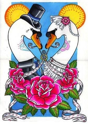 Tattoo Flash. Изображение № 23.