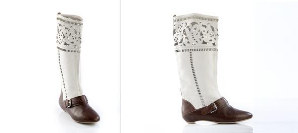 Испанская обувь. Изображение № 11.