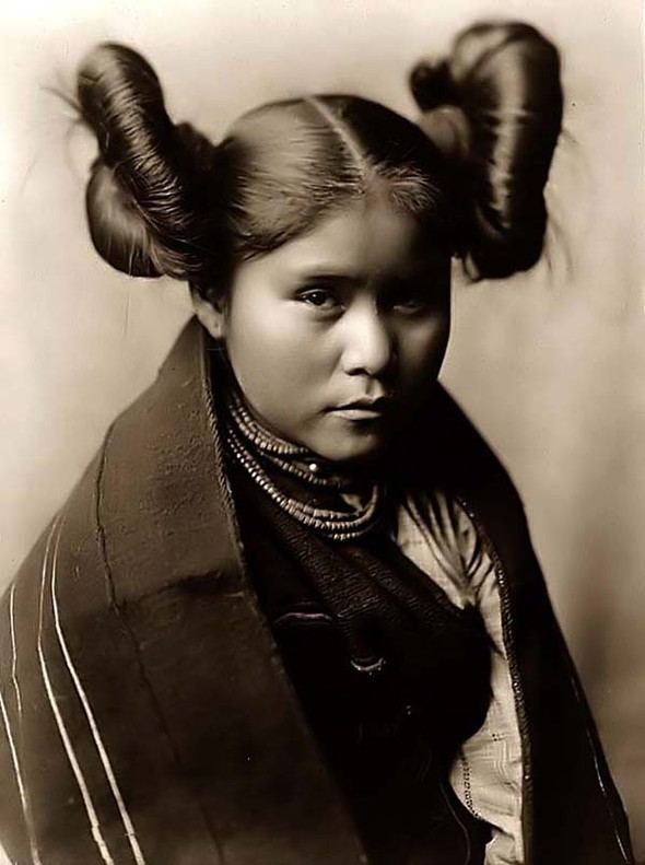 Американские индейцы. Изображение № 6.