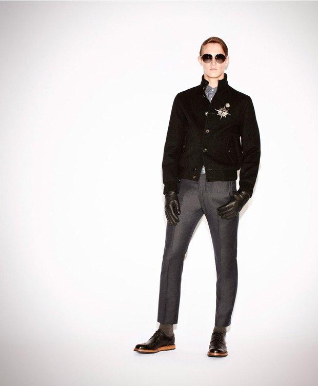 Показаны новые лукбуки Gucci, Louis Vuitton и Prada. Изображение № 6.