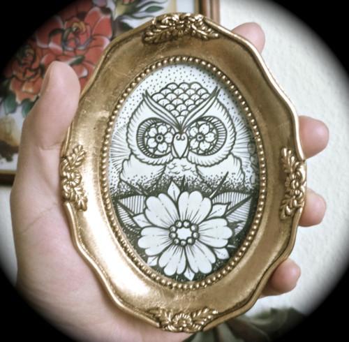 Kim-Anh Nguyen-Dinh : От рисунка к татуировке. Изображение № 16.