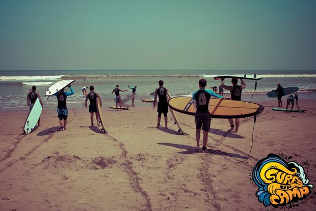 """Осенние приключения на Бали """"SurfsUpCamp"""". Изображение № 5."""