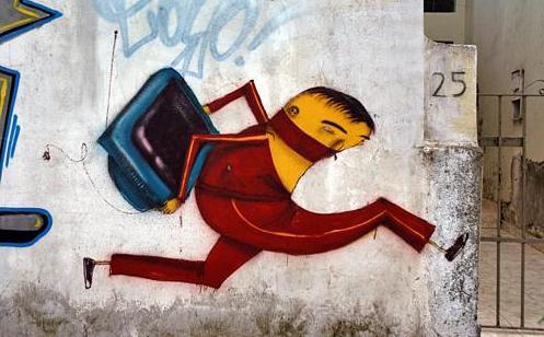Стены Рио-де-Жанейро. Изображение № 16.