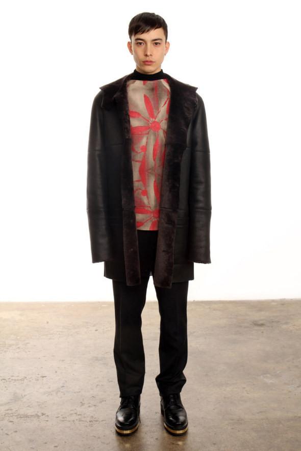 Изображение 12. Лукбуки: Gucci, Comme des Garcons, Burberry и другие.. Изображение № 12.