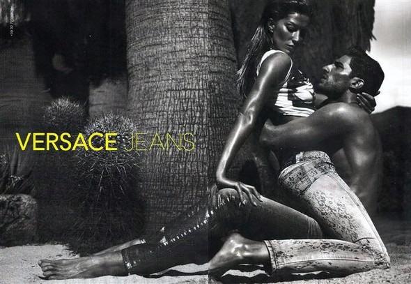 Превью кампаний: Versace Jeans и Vera Wang. Изображение № 1.