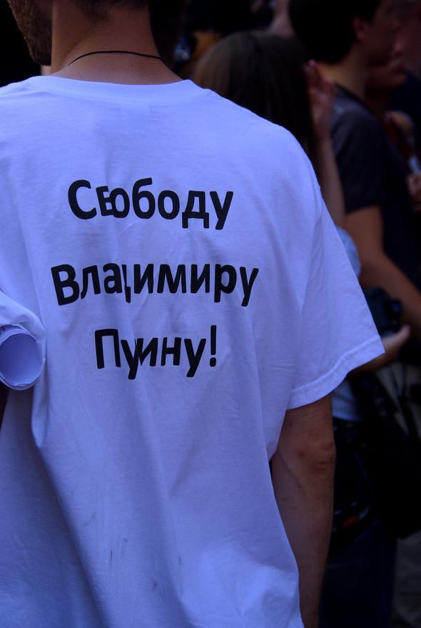 Анджелина нагревает Москву. Изображение № 29.