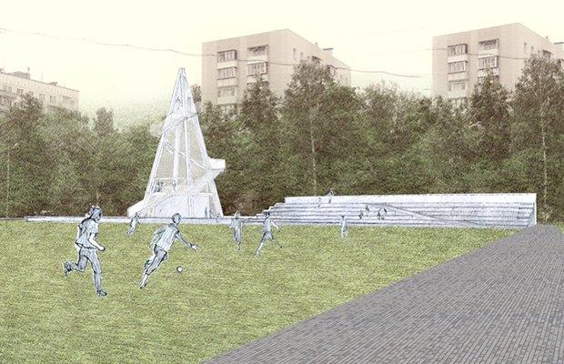 Cтуденты Московской архитектурной школы о первом годе обучения. Изображение № 6.