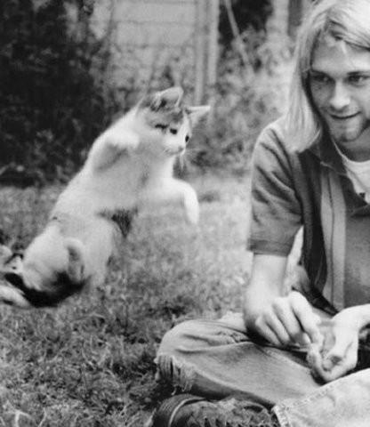 Изображение 6. Kurt Donald Cobain.. Изображение № 8.